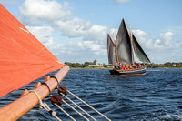 Galway Hooker and Wooden Boat Festival, Kinvara
