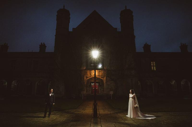 Menlo Park Hotel Wedding. Marie + Eoghan
