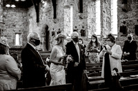 Aran Islands Hotel Wedding. Sinead & Michael