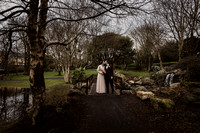 Marius + Magda. Oranmore Lodge Hotel Wedding.