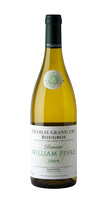 White Wine 2009 William Fèvre Chablis Champs Royaux, isolated