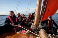"Kinvara_36th ""Cruinniú na mBád ""_Gathering of the Boats_August 15, 2015"