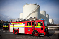 Galway Fire & Rescue, Traffic Accidents Training